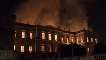 Crowdsourcing efforts save digital ghosts of artifacts lost in Brazil's museum fire