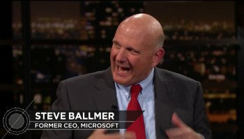 Steve Ballmer sticks to the USAFacts and wins fans in interview on HBO's 'Real Time with Bill Maher'