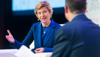 Philanthropy advice from Gates Foundation CEO to Jeff Bezos: 'There's no bad generosity'
