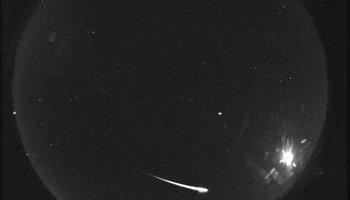 Orionid meteor