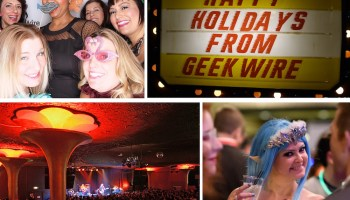 GeekWire Gala: Early-bird prices end Thursday for our geeky holiday bash