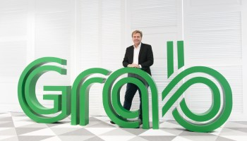 Grab hires Amazon vet Mark Porter as CTO of ride-hailing operation at growing Seattle R&D center
