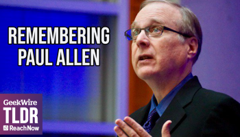 TLDR: Remembering Paul Allen