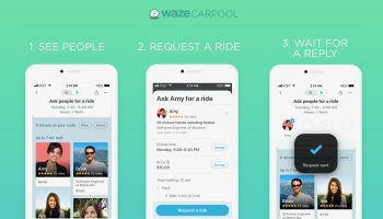 Waze launches carpool service at 50 Amazon warehouses as part of nationwide rollout