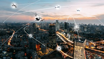 NASA and FAA cast a wide net to get set for revolution in urban air mobility
