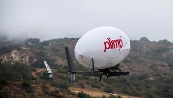 Plimp hybrid drone