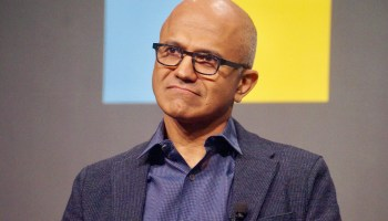 Satya Nadella shares Microsoft's inclusion strategy amid sexual harassment claims