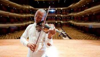 Geek of the Week: From Renton to Carnegie Hall and beyond, Quinton Morris inspires via violin