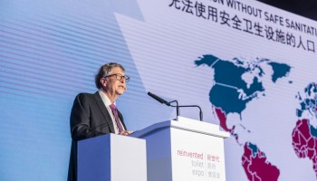 Bill Gates opens 'Reinvented Toilet Expo' in China, promoting biggest sanitation advances in 200 years
