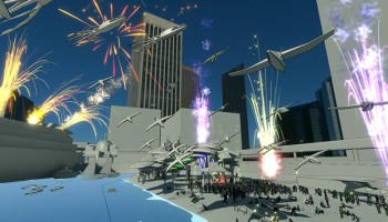 First look: 'Giant Celebration' lets you grow or shrink on demand to solve puzzles in VR