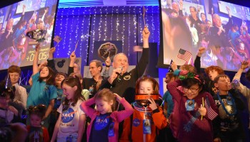 New Horizons celebration