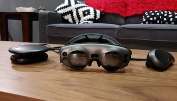 Hands-on with Magic Leap's One Creator Edition headset, and a peek inside its secretive Seattle outpost