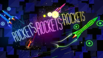 Game review: 'Rocketsrocketsrockets' on Nintendo Switch is exactly what it sounds like it should be