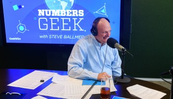 Introducing 'Numbers Geek,' a new podcast from GeekWire and Steve Ballmer's USAFacts