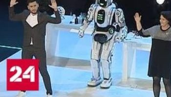 Fake moves: Dancing Russian robot that wowed state media turns out to be a human in a costume