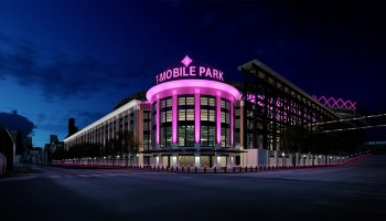 Mariners see magenta: T-Mobile Park is the new name for Seattle's pro baseball stadium
