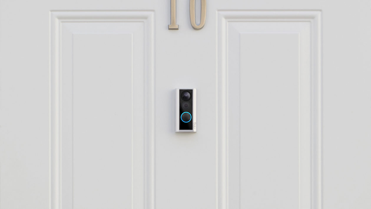 Ring introduces peephole front door security camera, new