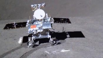 Yutu 2 rover