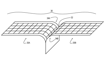 Microsoft wins patent for 'curved edge displays' that could be combined together