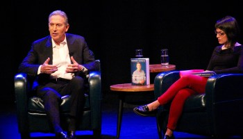 In hometown of Seattle, Howard Schultz defends presidential aspirations as protesters sound off