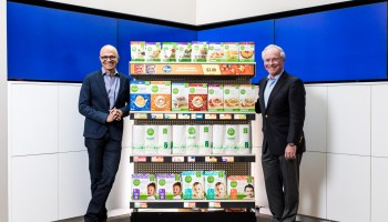 Microsoft and Kroger to challenge Amazon and Whole Foods with futuristic retail technology