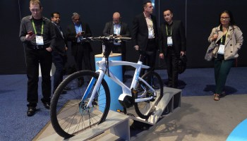 The world's first e-bike with Amazon's Alexa built in