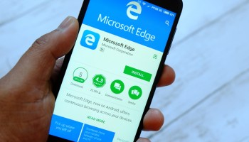Fake news detector comes to Microsoft's Edge mobile browser to call out questionable sources