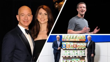 Facebook, groceries and … divorce? Catch up on the week's big stories with the GeekWire Podcast