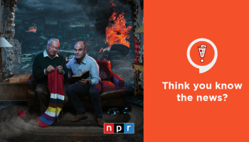 Think you know news? Don't 'Wait Wait' to prove it as NPR brings popular quiz show to smart speakers