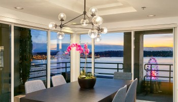 98 Union Penthouse: Luxury Living & Convenience