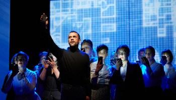 Steve Jobs in opera