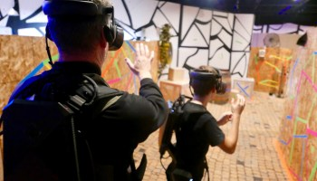 Seattle startup's path to greatness could be this captivating walk through physical and virtual worlds