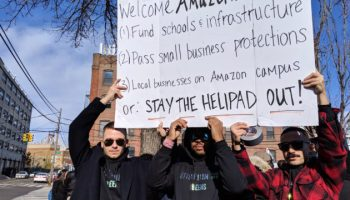 Come on, Amazon! The implications of the tech giant's abrupt decision to nix its NYC HQ2