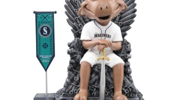 Baseball is coming: Forget winter, spring will bring unique 'Game of Thrones' MLB bobbleheads