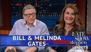 Bill and Melinda Gates take to late-night TV to weigh in on 70% marginal tax rate floated by AOC
