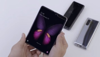 Geared Up: Are foldable phones more than a fad? Plus, hands-on with the Samsung Galaxy S10+