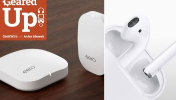Geared Up: Why Amazon is getting into WiFi, and how Apple could upgrade the AirPods