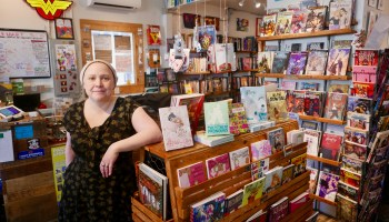 Geek of the Week: Amazon vet Jill Taplin applies lessons from tech giant at her tiny comic book shop