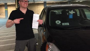 Which Uber ride do you prefer? Seattle driver offers menu with comedy, compassion, silence and more