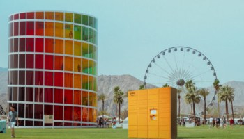 Amazon and Coachella: Tech giant to place package lockers at music festival