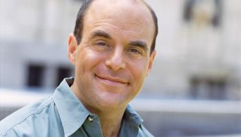 Numbers Geek: Peter Sagal, 'Wait, Wait Don't Tell Me' host and 'Incomplete Book of Running' author