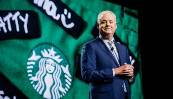 Starbucks invests $100M in private equity fund; tests new coffee traceability app feature