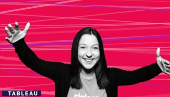 Geek of the Week: Slalom's Gina Bremer finds ingredients for success through data visualization