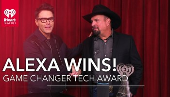 Amazon's Alexa wins an iHeartRadio Music Award and gives shout out to Wi-Fi in acceptance speech