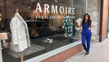 Fashion rental startup Armoire aims to reimagine the dressing room experience at new pop-up store in Seattle