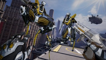 How a Seattle VR studio helped bring Epic Games' 'Robo Recall' to the new Oculus Quest headset