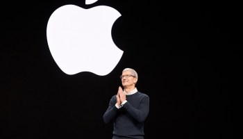 Apple stock rises after tech giant snaps declining revenue streak, posts $53.8B in its Q3