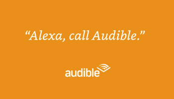 Audible launches live (aka human!) customer service feature on Amazon Alexa devices