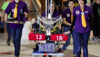 'The hardest fun': A high school robotics competitor shares why it's such a big deal in the Seattle area
