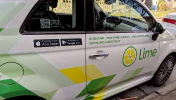 Lime customer enlists Washington AG to fight 'deceptive' LimePod car-sharing fee